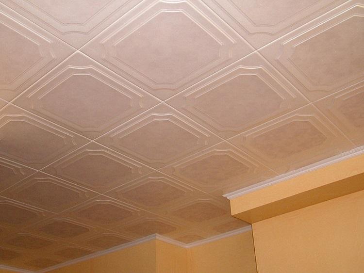 Специальная потолочная плитка