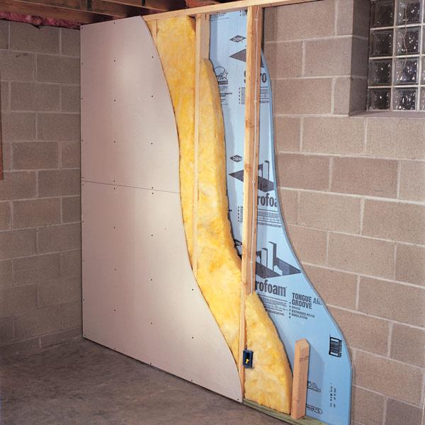 Утеплитель стеновой для внутренних работ. Какой тонкий утеплитель для стен внутри стоит выбрать. Минусы внутреннего утепления.