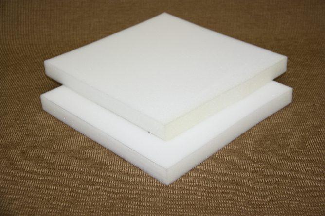 Пенополиуретан в плитах