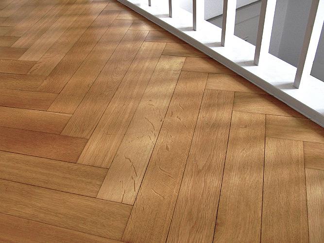 Покрытие деревянное