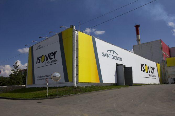 Завод Изовер