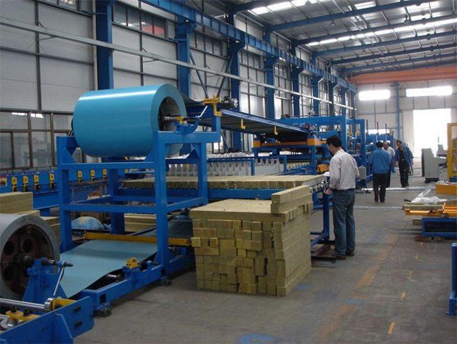 Завод по производству минваты