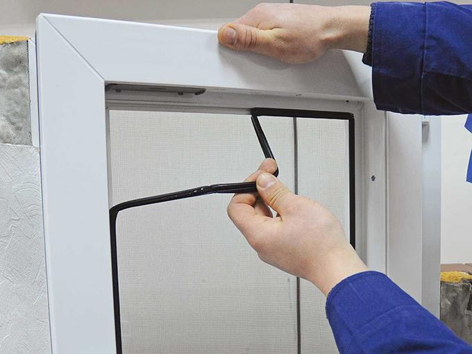 Уплотнитель для пластиковых окон: виды, установка 70