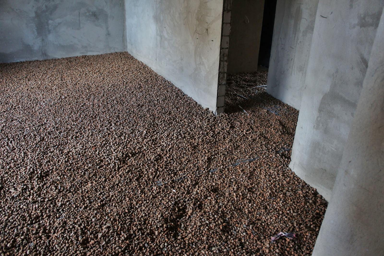 что можно ли керамзит применять в подвале Guahoo