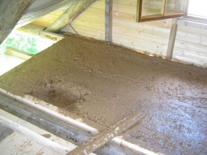 Заливка бетоном