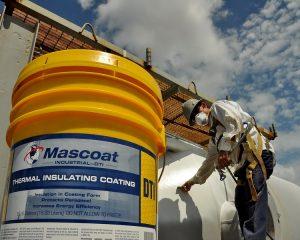 Теплоизоляция Mascoat