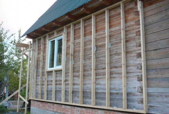 Утепление стен в деревянном доме снаружи своими руками 131
