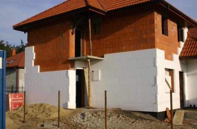 Как утеплить фасад кирпичного дома