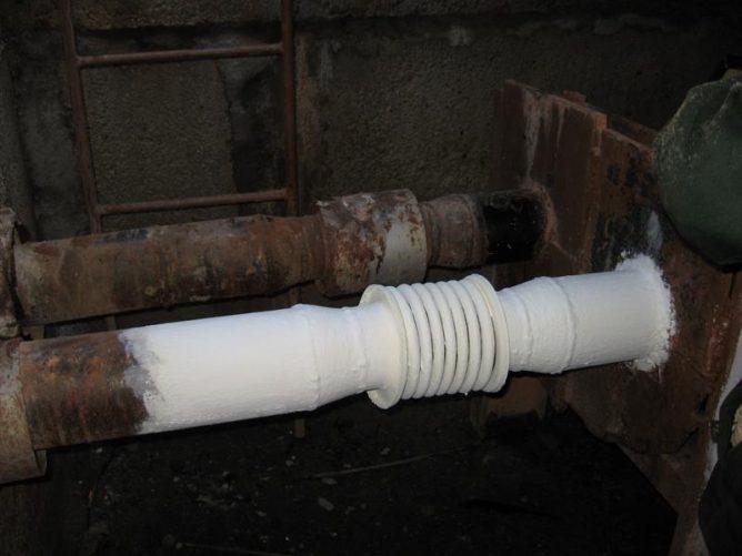 Теплоизоляция труб Корундом