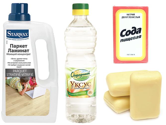 Домашнее средство 3 в 1: мыло, шампунь и гель для стирки m