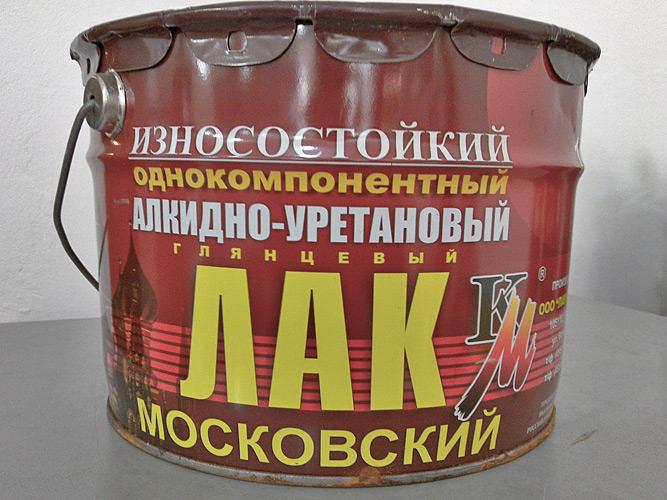 Алкидно-уретановый лак