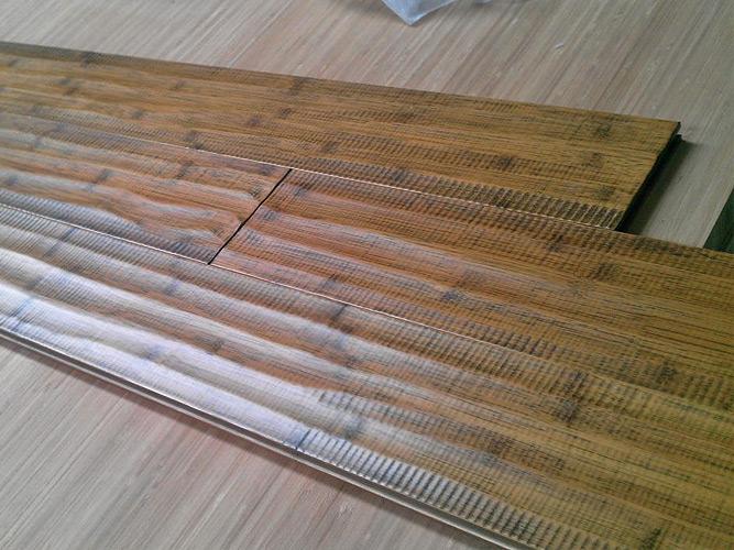 Доски бамбука