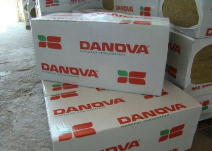 Минвата Danova