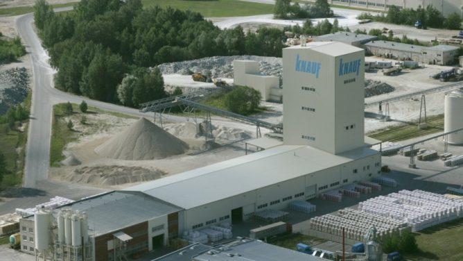 Завод Кнауф