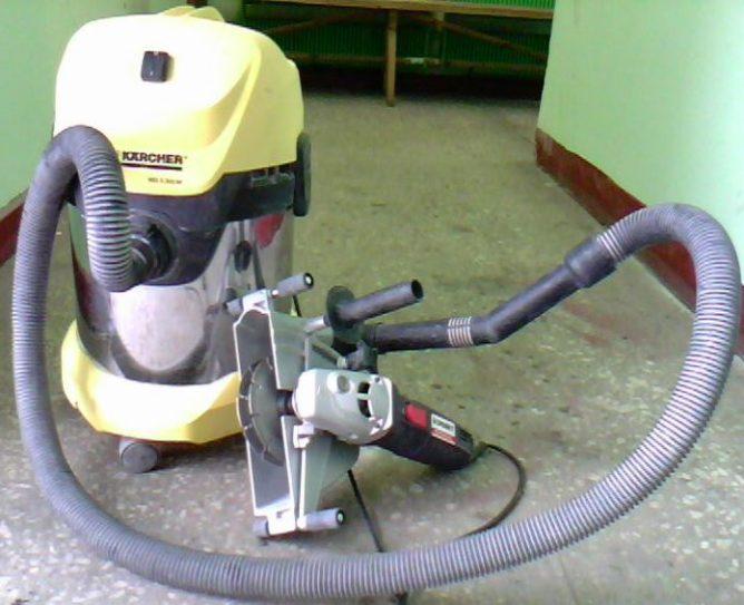 Промышленный пылесос своими руками 292